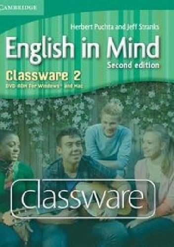 Okładka książki English in Mind 2 Classware 2nd Edition