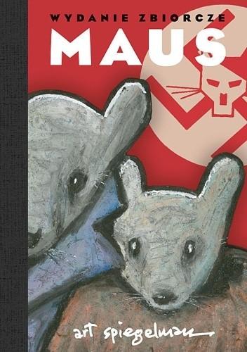 Okładka książki Maus. Opowieść ocalałego. Wydanie zbiorcze