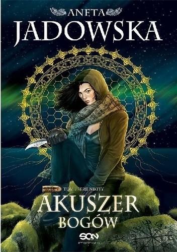Okładka książki Akuszer bogów