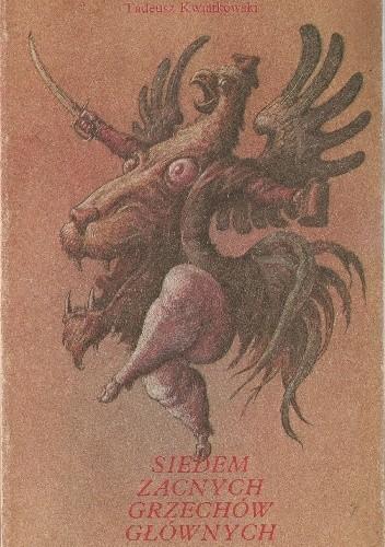 Okładka książki Siedem zacnych grzechów głównych