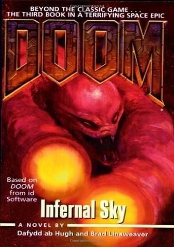 Okładka książki Infernal Sky