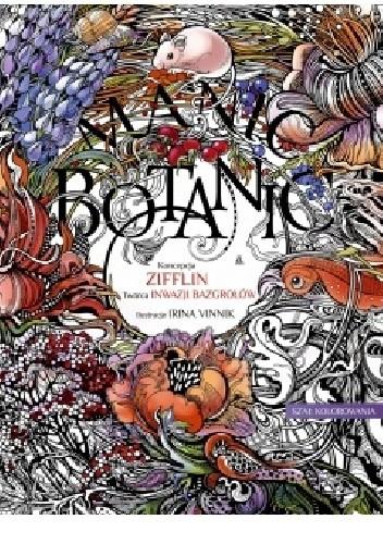 Okładka książki Manic Botanic