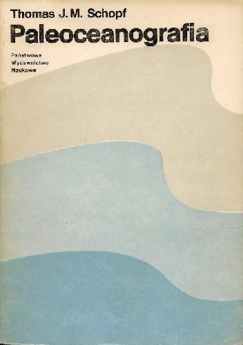 Okładka książki Paleoceanografia