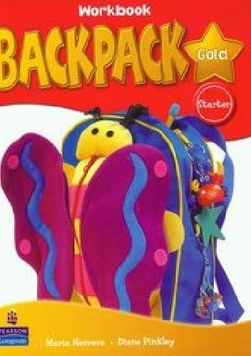 Okładka książki Backpack Gold Starter Workbook