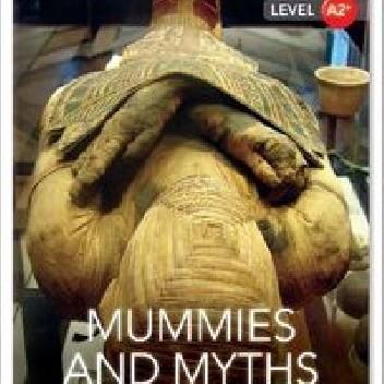 Okładka książki Mummies and Myths