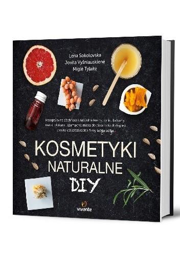 Okładka książki Kosmetyki naturalne