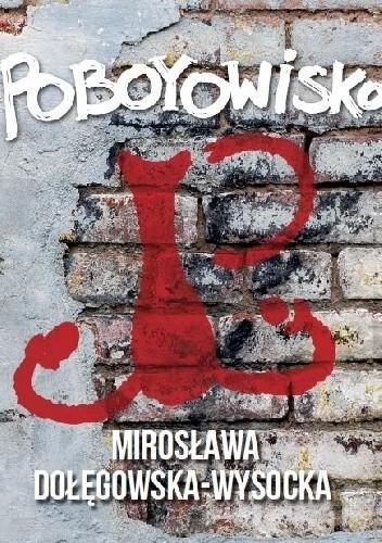 Okładka książki Poboyowisko