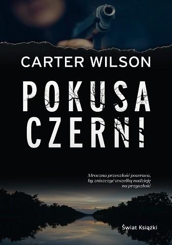 Okładka książki Pokusa czerni