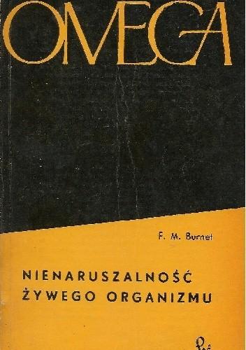 Okładka książki Nienaruszalność żywego organizmu