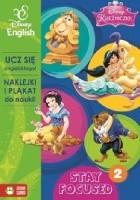 Księżniczka Stay Focused 2 Disney English