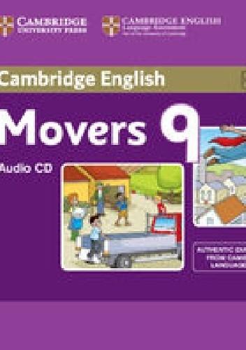 Okładka książki Cambridge English Movers 9