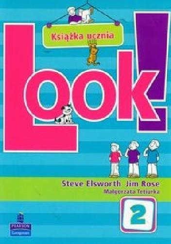 Okładka książki Look 2 Książka ucznia