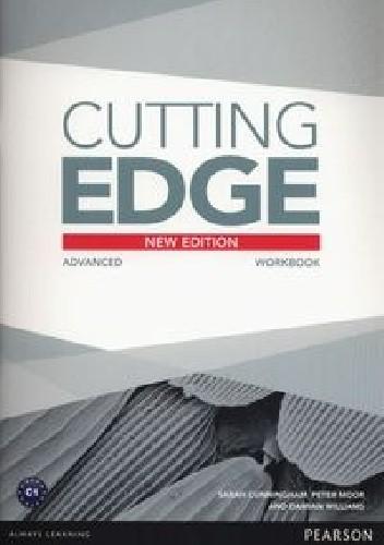 Okładka książki Cutting Edge Advanced Worbook