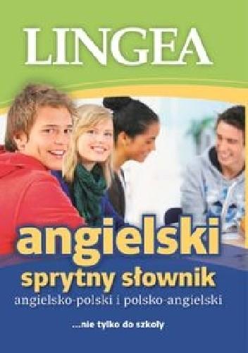 Okładka książki Angielski sprytny słownik angielsko-polski i polsko-angielski