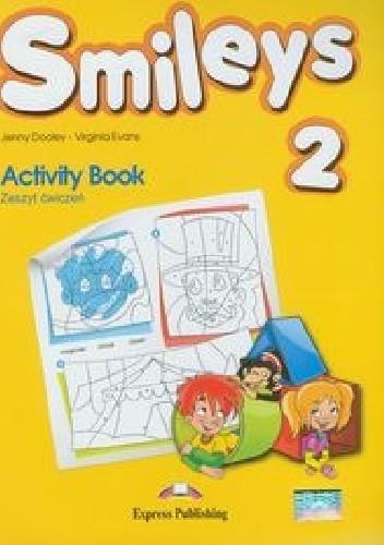 Okładka książki Smileys 2 Zeszyt ćwiczeń