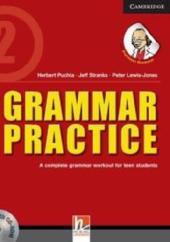 Okładka książki Grammar Practice 2