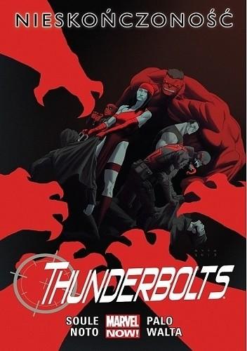 Okładka książki Thunderbolts: Nieskończoność