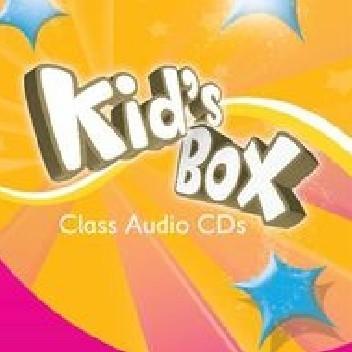 Okładka książki Kid's Box Starter Class Audio CDs 2nd Edition