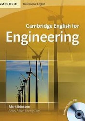 Okładka książki Cambridge English for Engineering