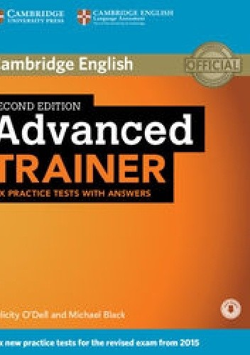 Okładka książki Cambridge English Advanced Trainer 2nd Edition