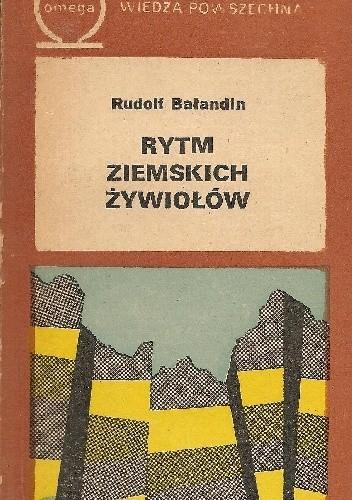 Okładka książki Rytm ziemskich żywiołów