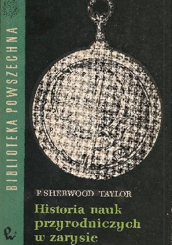 Okładka książki Historia nauk przyrodniczych w zarysie