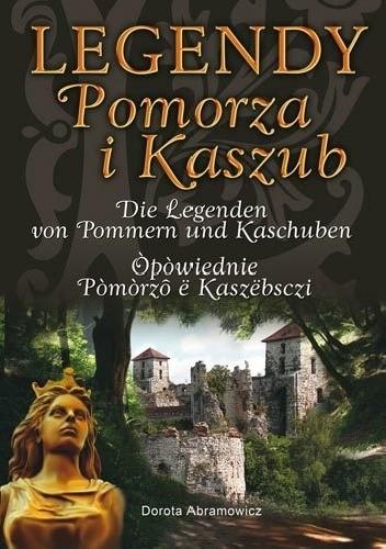 Okładka książki Legendy Pomorza i Kaszub