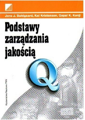 Okładka książki Podstawy zarządzania jakością