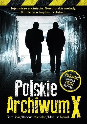 Okładka książki Polskie Archiwum X