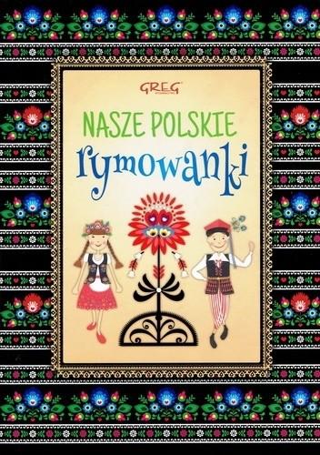 Okładka książki Nasze polskie rymowanki