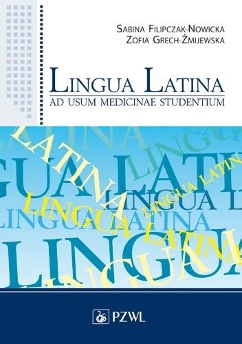 Okładka książki Lingua Latina ad usum medicinae studentium. Wydanie 9