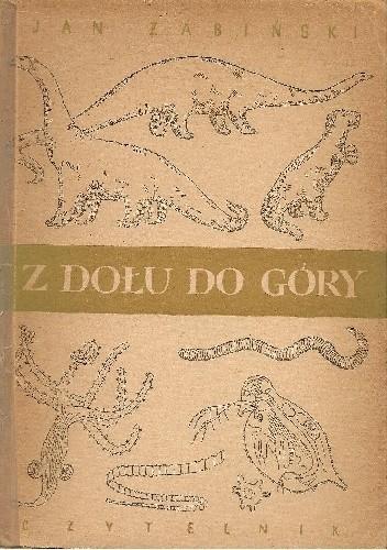 Okładka książki Z dołu do góry
