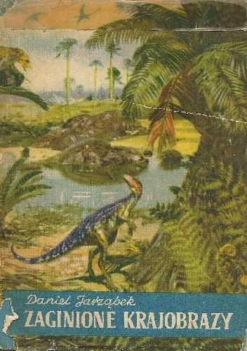 Okładka książki Zaginione krajobrazy