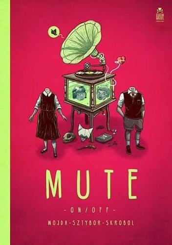 Okładka książki Mute