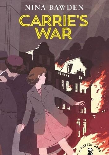 Okładka książki Carrie's War