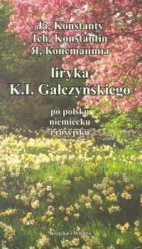 Okładka książki Ja Konstanty. Po polsku, niemiecku i rosyjsku