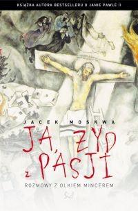Okładka książki Ja Żyd z Pasji