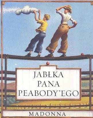 Okładka książki Jabłka Pana Peabody'ego