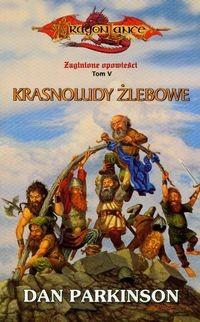 Okładka książki zaginione opowieści T. 5. Krasnoludy żlebowe