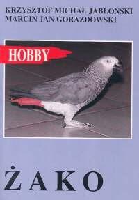 Okładka książki Żako