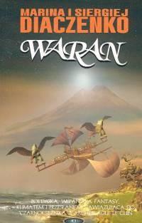 Okładka książki Waran