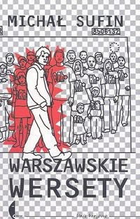 Okładka książki Warszawskie wersety