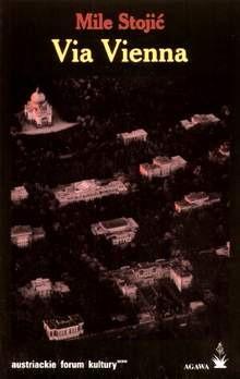 Okładka książki Via Vienna