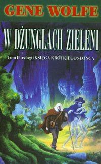 Okładka książki W dżunglach zieleni