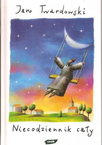 Okładka książki Niecodziennik Cały