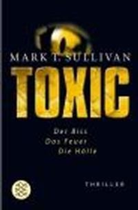 Okładka książki Toxic Der Biss
