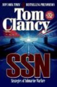 Okładka książki SSN Strategies of Submarine Warfare