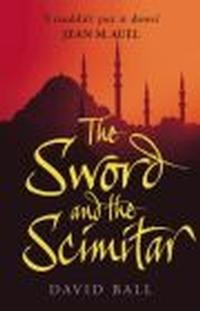 Okładka książki Sword and the Scimitar