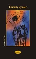 Okładka książki Czwarty wymiar - opowiadania
