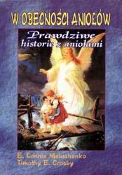 Okładka książki W obecności aniołów. Prawdziwe historie z aniołami